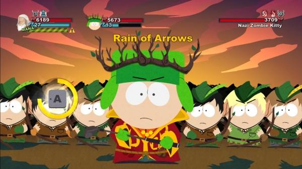 (Jew Elf) Kyle - South Park: The Stick of Truth | 600 x 337 jpeg 175kB