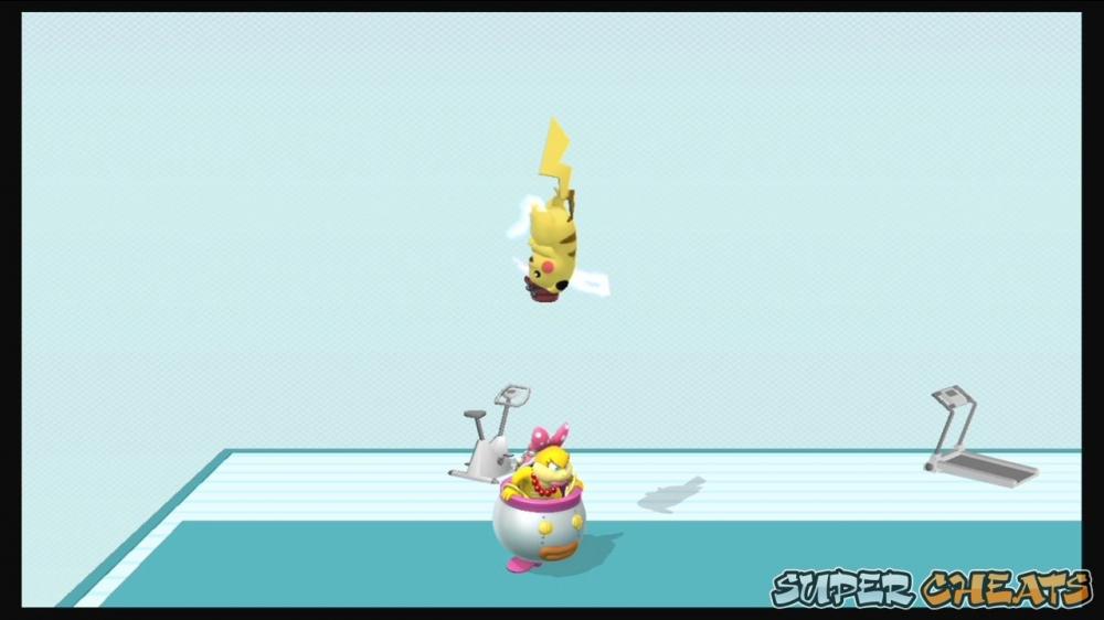 Pikachu - Super Smash Bros. for Wii U