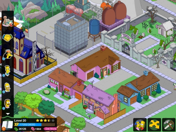 Get money fast simpsons tapped out friends