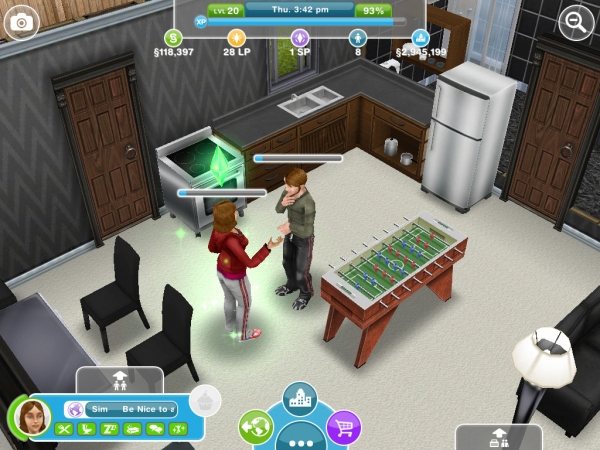 Sims Freeplay Best Friends To Hookup