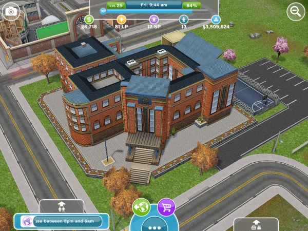how to put stair in sims freeplay