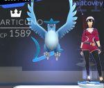 Articuno In Pokemon GO?