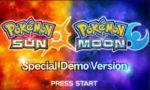 Pokemon Sun & Moon Demo: Data Coding Spoilers