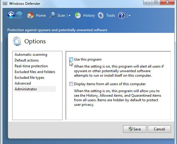 How To Uninstall, Disable, and Remove Windows Defender.