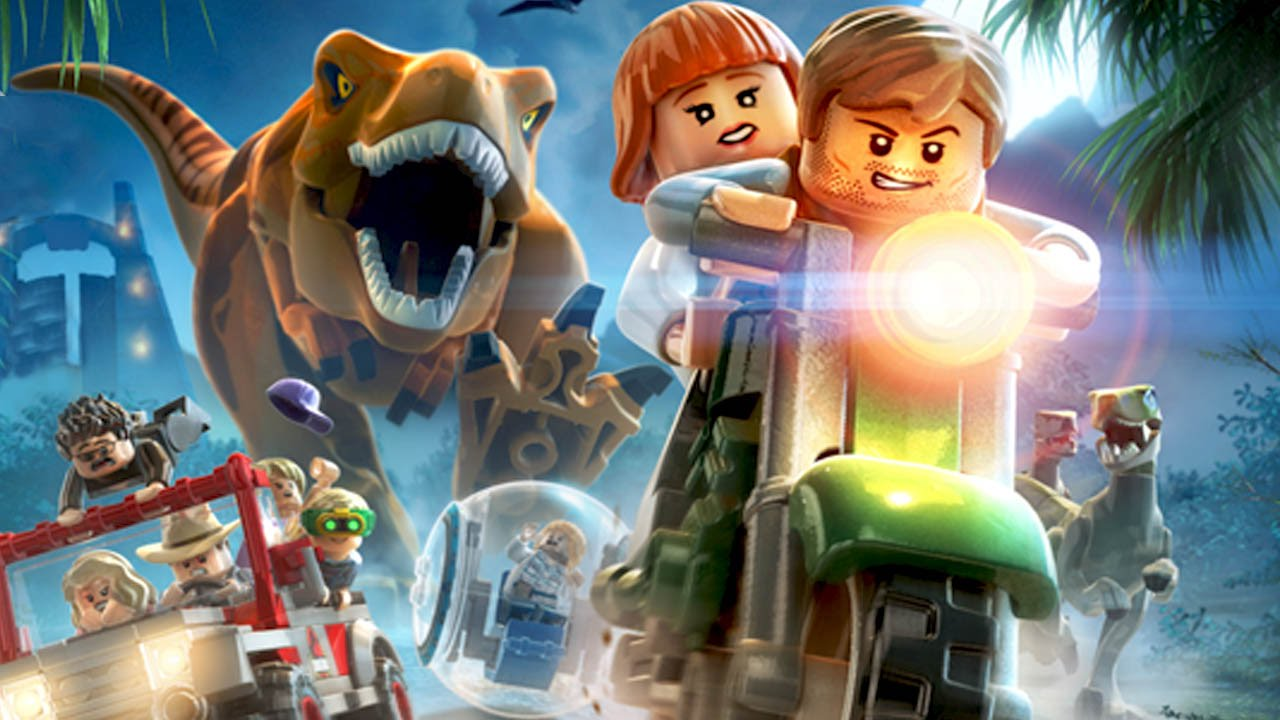 LEGO Jurassic World Guide