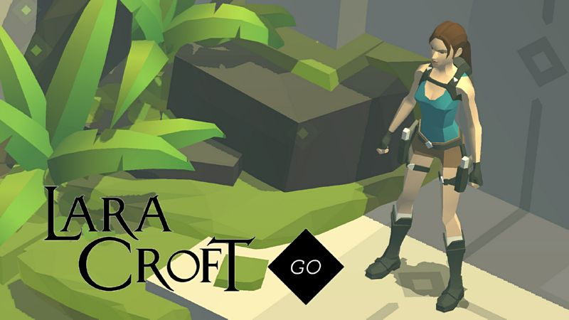 تحميل لعبة lara croft go