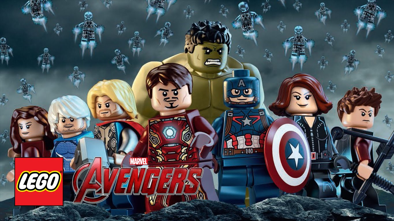 LEGO Marvel Avengers Guide