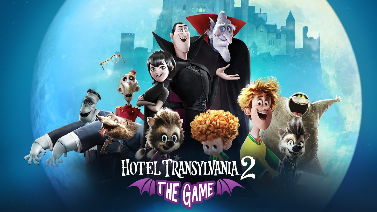 Hotel Transilvania 2 Stream