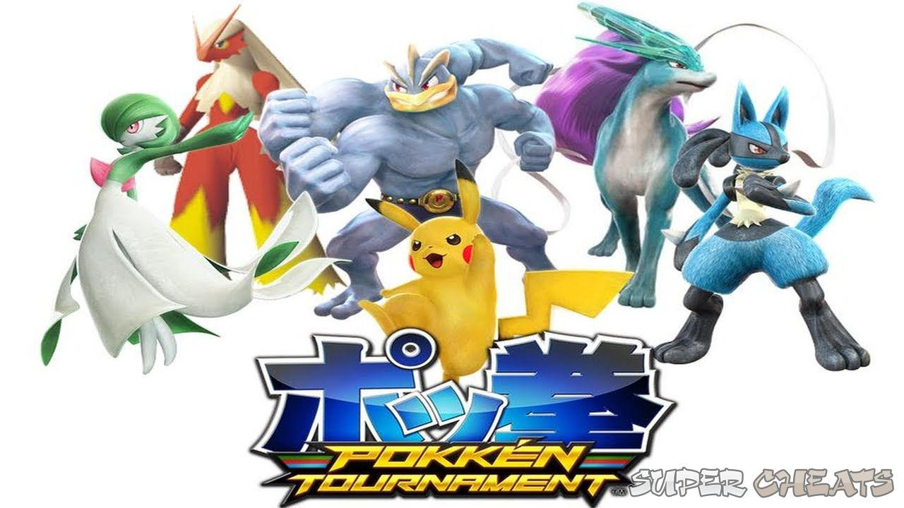 Pokken Tournament Guide