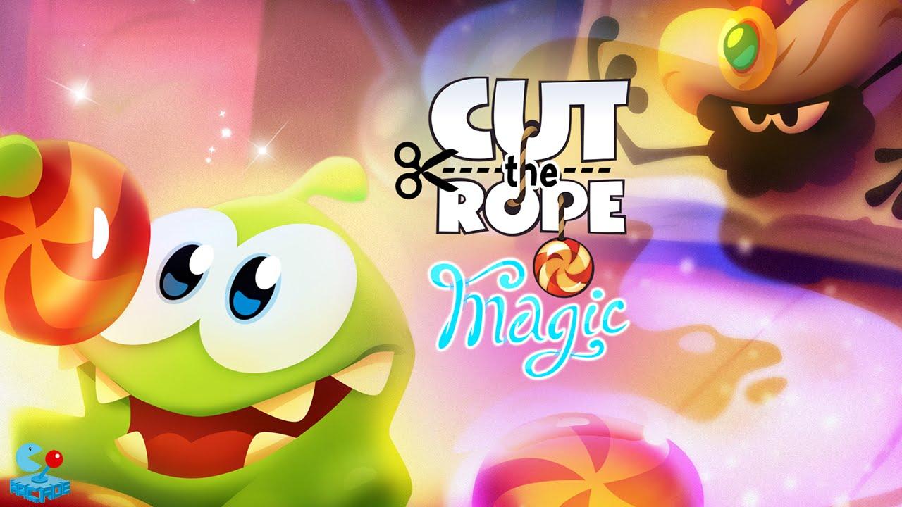 Cut the Rope: Magic Guide