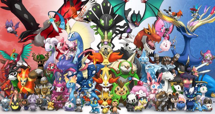 Top ten kalos pokemon that should have a mega evolution pokemon x - How to mega evolve a pokemon ...