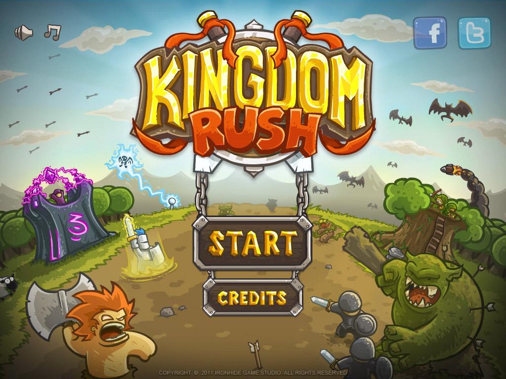 Kingdom Rush Guide