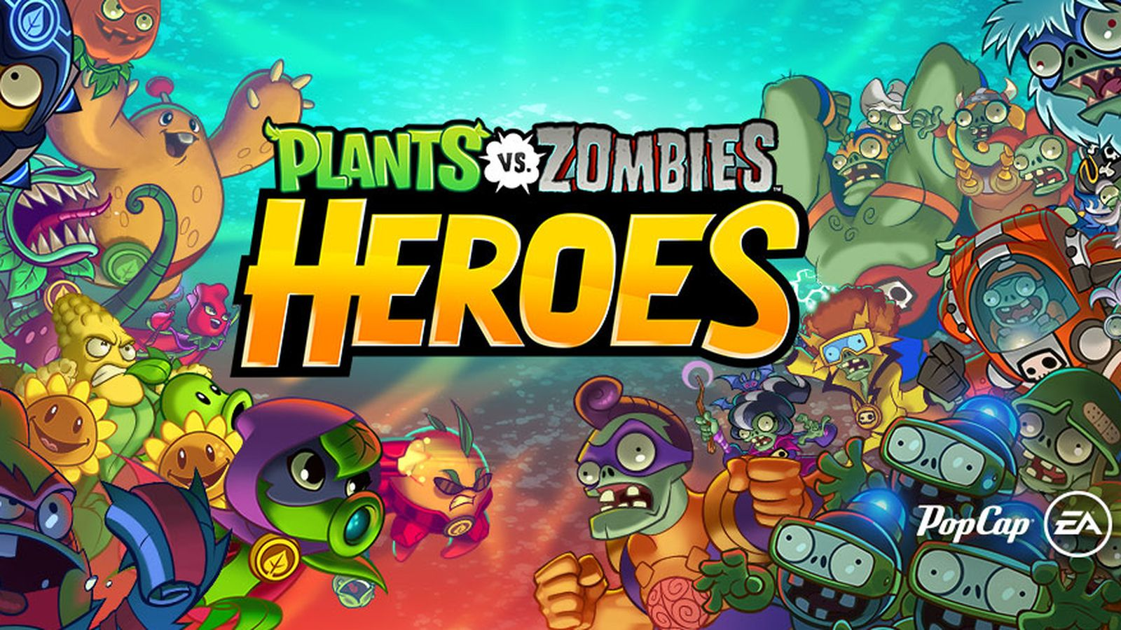 Plants vs zombies heroes walkthrough and game guide supercheats voltagebd Image collections