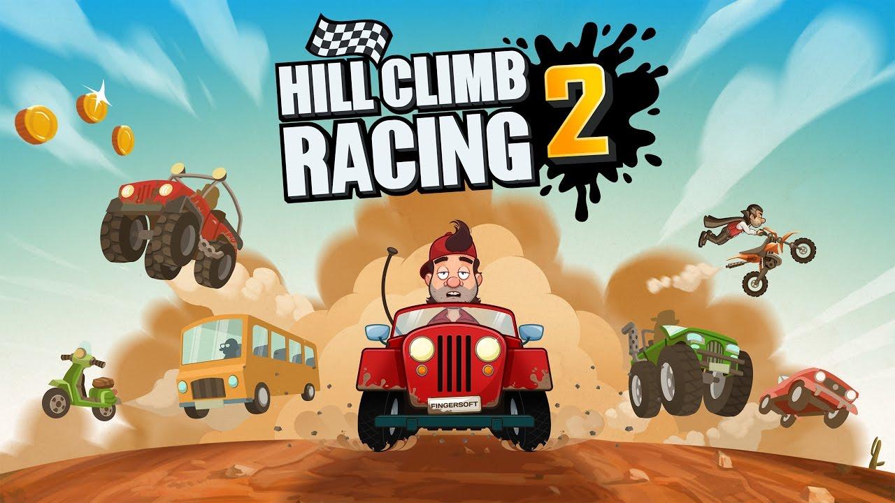 Hill Climb Racing 2 Guide