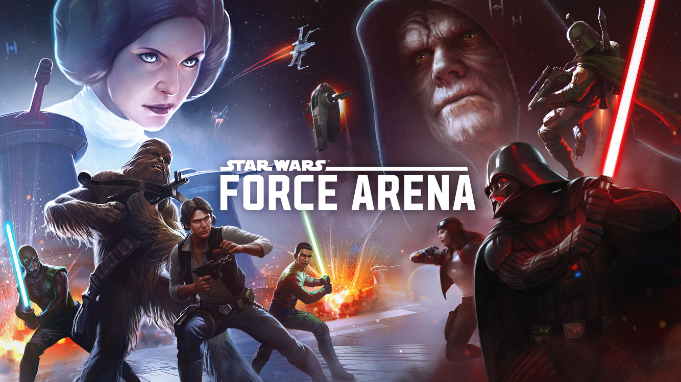 Star Wars: Force Arena Guide