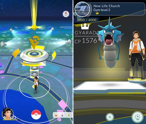 Gym Overhaul Coming Soon To Pokemon GO?