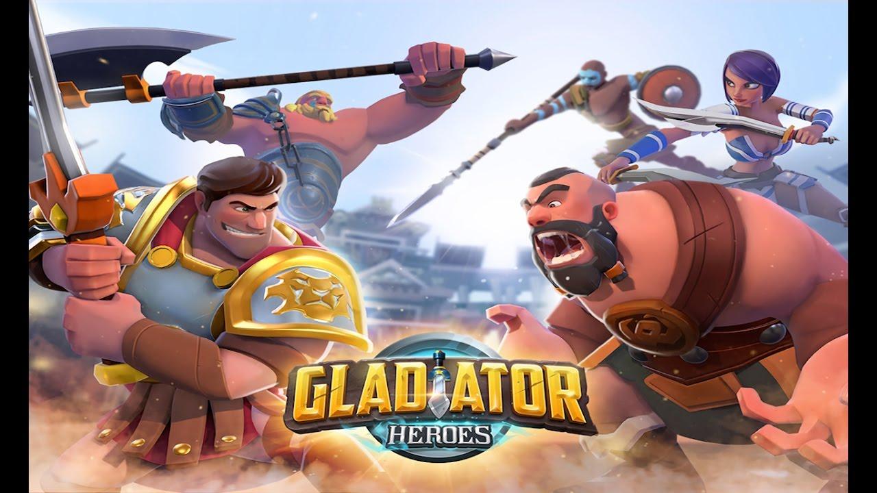 Gladiator Heroes Guide