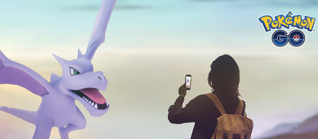 Pokemon GO Adventure Week Event Begins