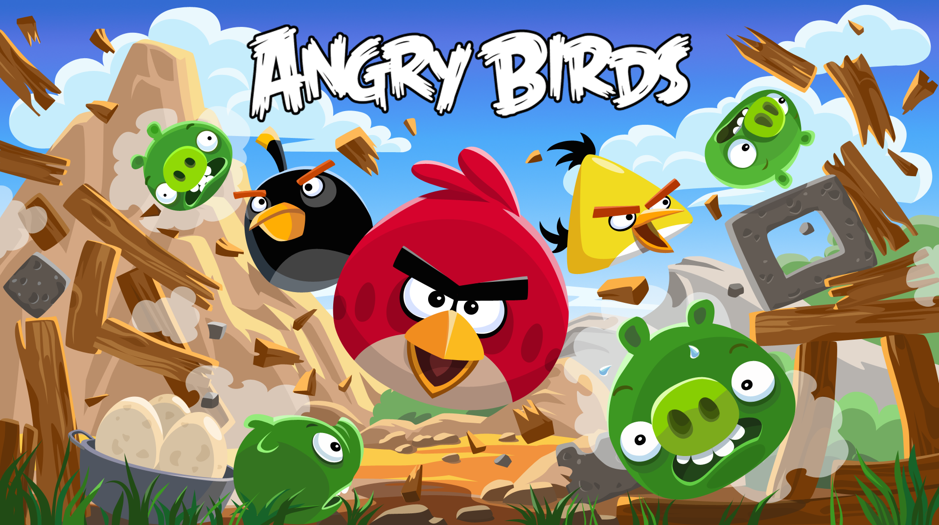 Angry Birds Guide