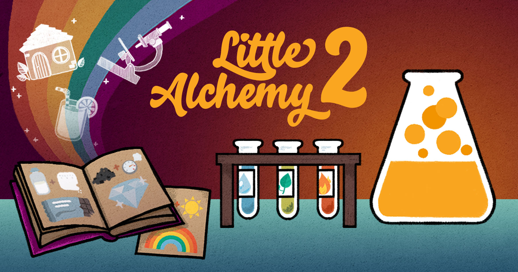 how do you make the legend items? - little alchemy 2