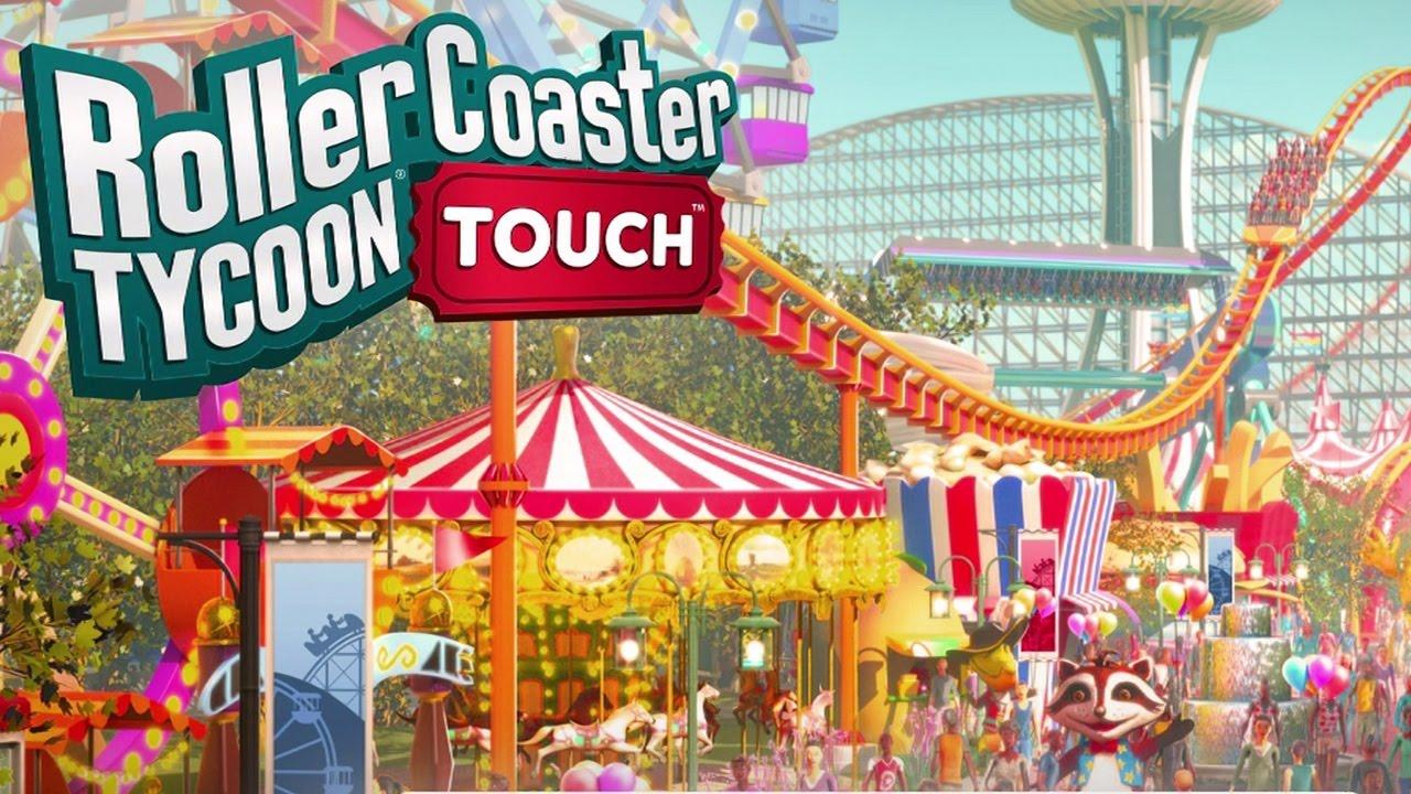 Questions & Answers - RollerCoaster Tycoon Touch