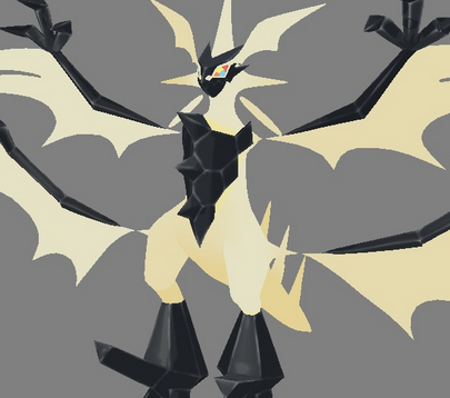 Ultra Necrozma Discovered In Pokemon Usum Coding Pokemon