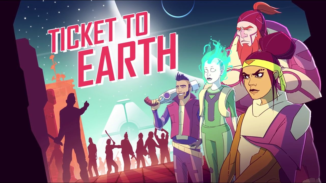 Ticket to Earth Guide