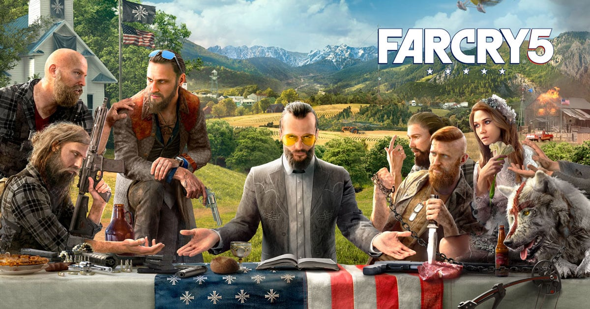 Far Cry 5 Guide