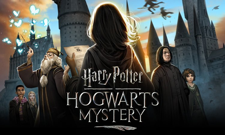 Harry Potter: Hogwarts Mystery Guide