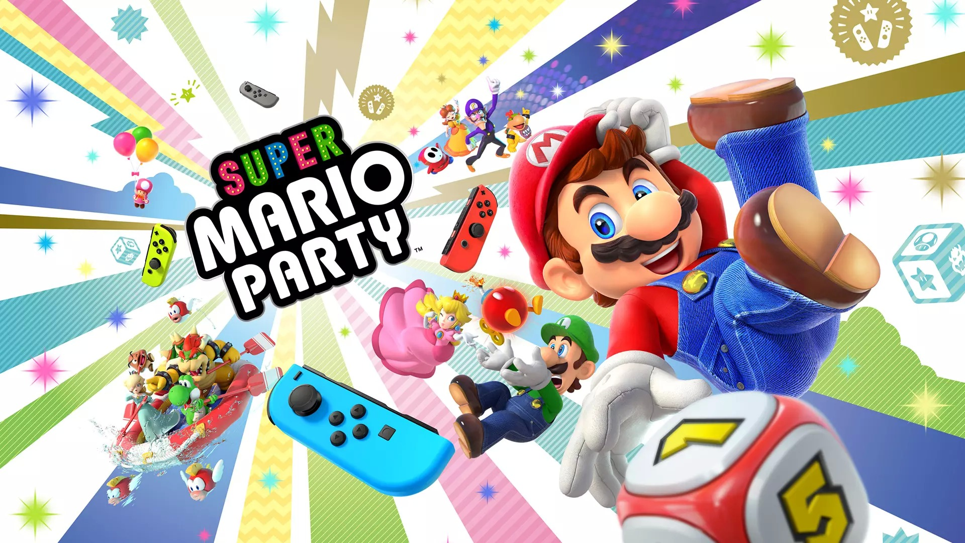 Super Mario Party Guide