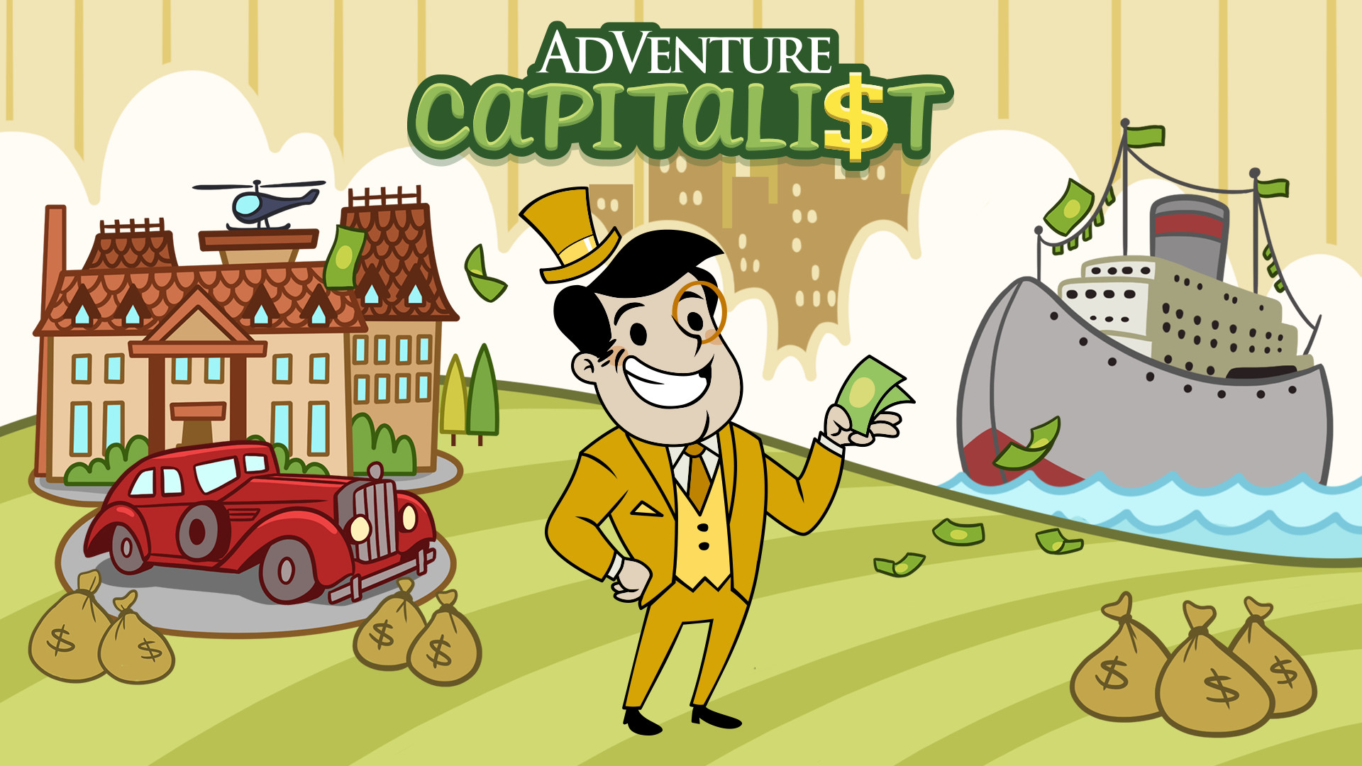 AdVenture Capitalist! Guide