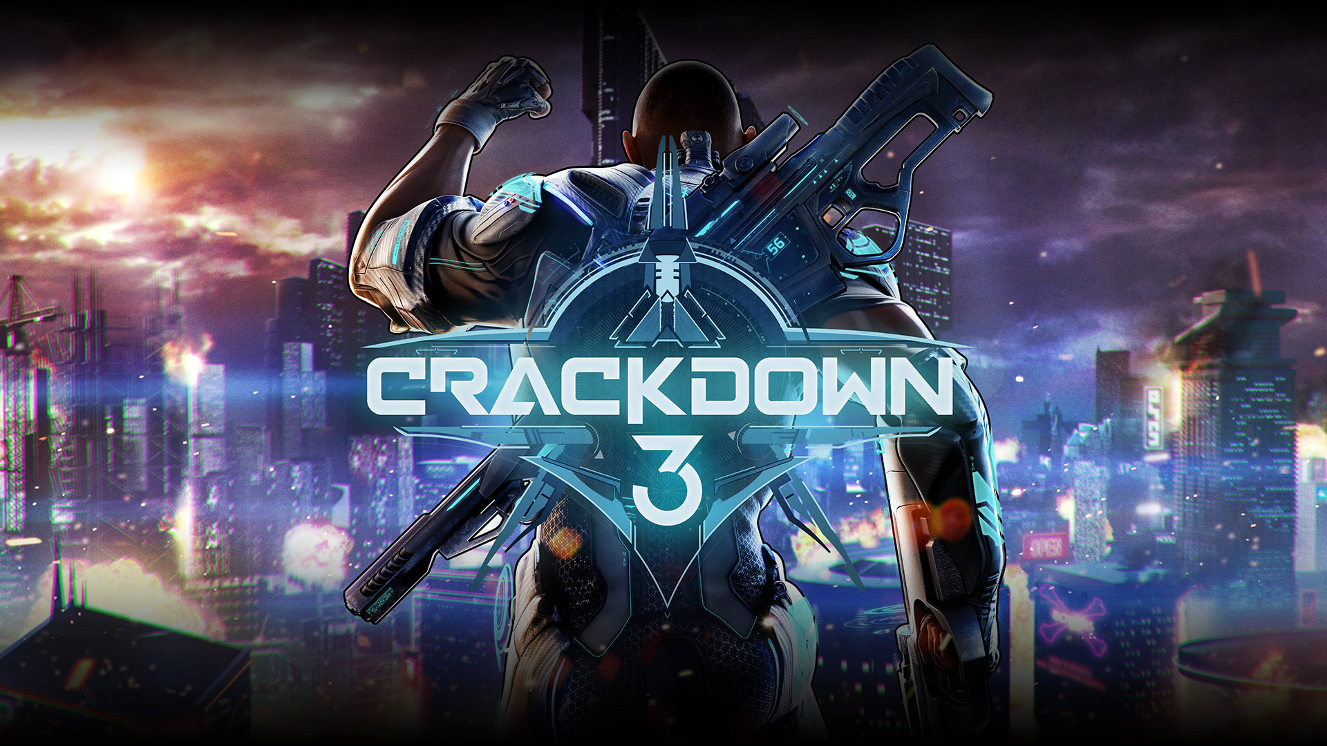 Crackdown 3 Guide