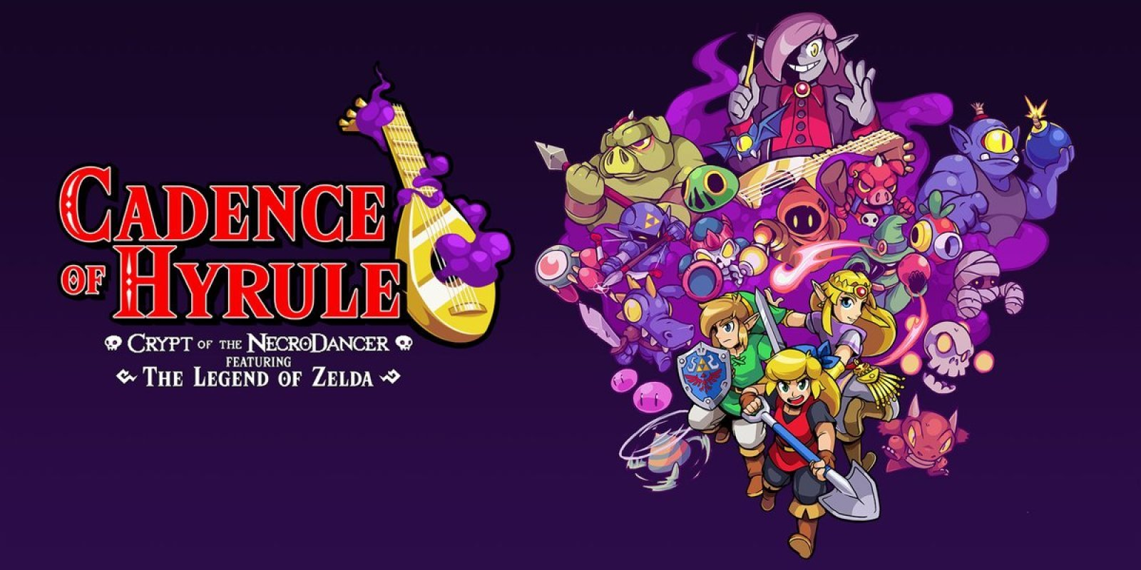Special Items Location Guide - Cadence of Hyrule