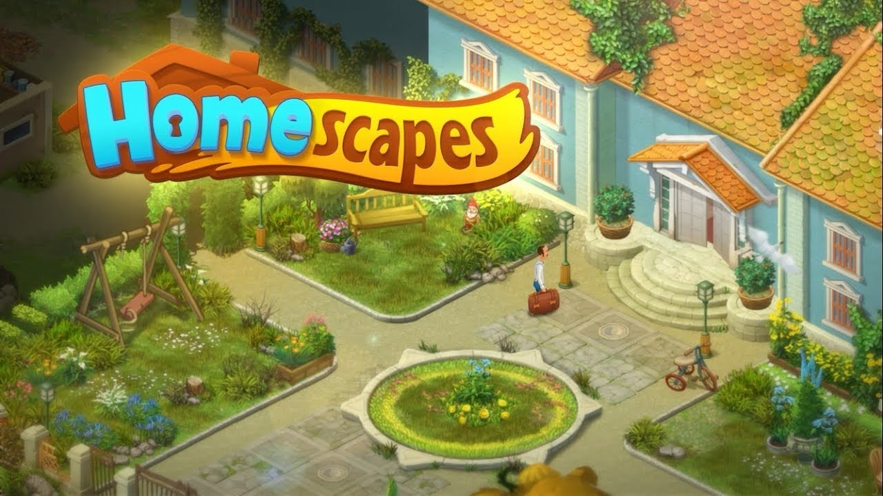 Homescapes Guide