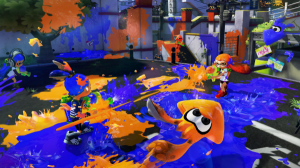 Get ready for Splatoon - Releasing 29 May 2015