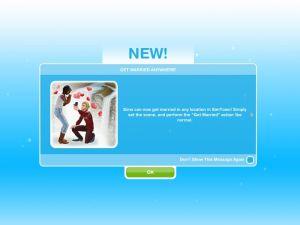 Sims FreePlay Romance Update