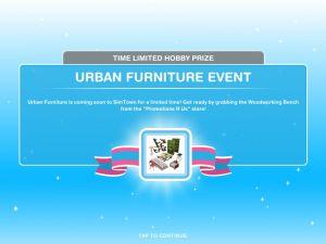 Urban Furniture Event Feb 2016