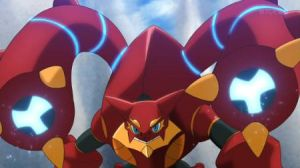 The One Called Volcanion Has Arrived