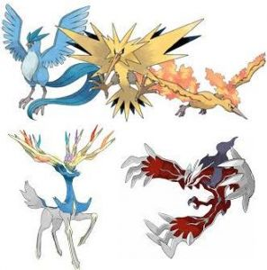 Legendary Bird Trio Events Now Live! Shiny Xerneas & Yveltal Events Coming Soon!