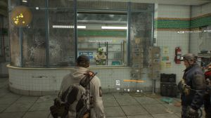The Terminal - Tom Clancy's The Division