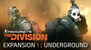 Underground Expansion for Tom Clancy's The Division now available on PlayStation 4