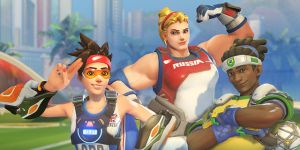 Overwatch brings you the Summer Games