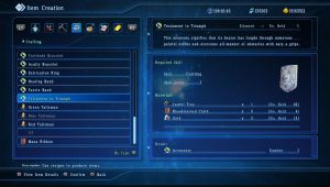 Skill Points and SP Farming - Star Ocean 5: Integrity and Faithlessness