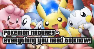 Pokemon Natures