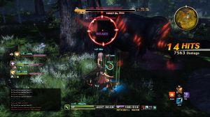 Combat - Sword Art Online: Hollow Realization