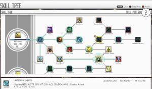 Skills - Sword Art Online: Hollow Realization