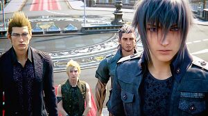 Countdown to Final Fantasy XV