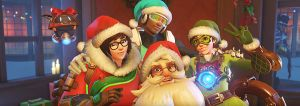 Overwatch does the Winter Wonderland