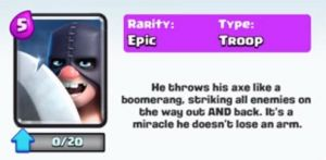 Executioner Card Released