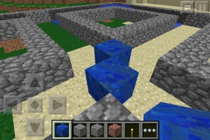How to get Water - Minecraft: Pocket Edition